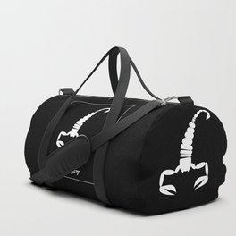 Scorpion ~ Scorpius ~ Zodiac series Duffle Bag