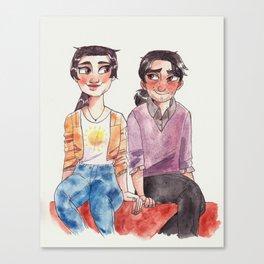 Hamliza Canvas Print