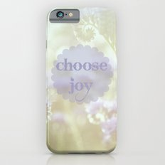 Choose Joy Slim Case iPhone 6s
