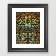 Tree of Life - The Sacred Tree Framed Art Print