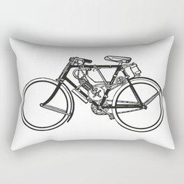 Bike Bicycle Bicicleta Vélo Rectangular Pillow
