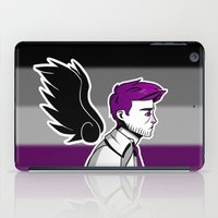 asexual iPad Cases featuring Asexual Cas by Dreki