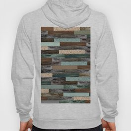 Wood in the Wall Hoody