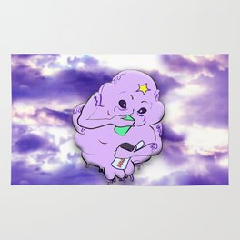 Meanwhile in Lumpy Space Rug
