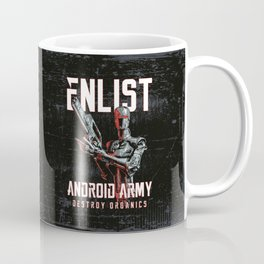 Destroy Organics Coffee Mug