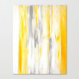 Think Straight Canvas Print