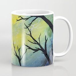 Excited electrons and magnetic fields Coffee Mug