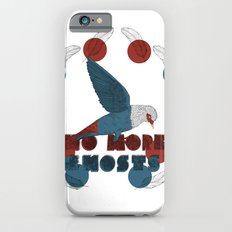 No More Ghosts - Mauritius Blue Pigeon Slim Case iPhone 6s