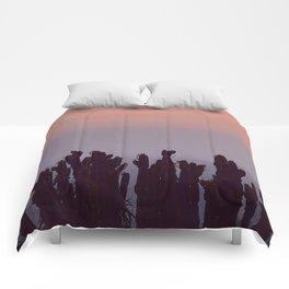 Twilight Cacti Comforters