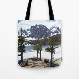 Lake Escape Tote Bag