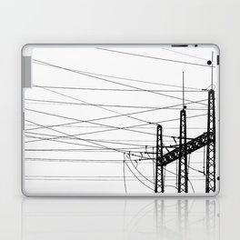 Electricity Plant Laptop & iPad Skin