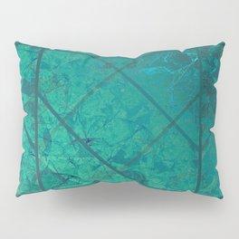 Green Marble Texture G294 Pillow Sham