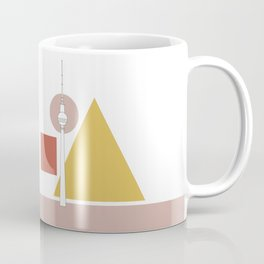 Fernsehturm Berlin / Architecture Utopia Coffee Mug