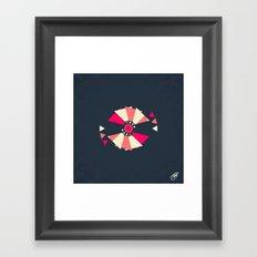 Satellite 4 Framed Art Print