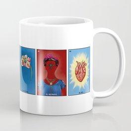 La Lotería de Frida Coffee Mug