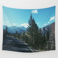 colorado Wall Tapestries featuring Colorado by Gabrielle Wall