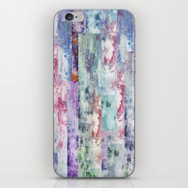 Abstract 195 iPhone Skin