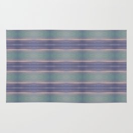 horizontal stripes Rug