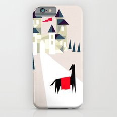 The horse and his castle iPhone 6s Slim Case