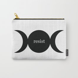 Triple Moon Resist Carry-All Pouch