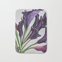 Purple passion Bath Mat