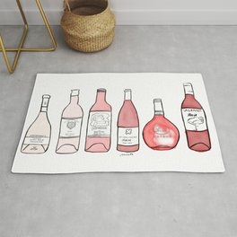 Summer of Rose Rug