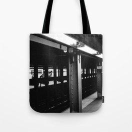 Brooklyn Subway Tote Bag