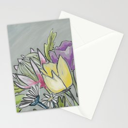 Protea bouquet Stationery Cards