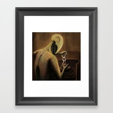 Towards a Critique of Hegels Philosophy of Right Framed Art Print
