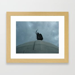 Honor Framed Art Print