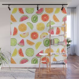 Fruit Salad Wall Mural