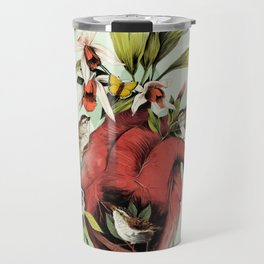 Heart Of Birds Travel Mug