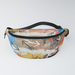 Arrows Pointed At You Fanny Pack