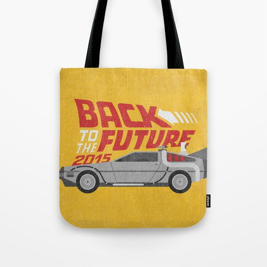 The future is coming Tote Bag