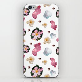spring fling iPhone Skin
