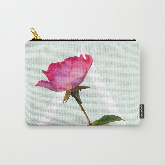 Rose #society6 #decor #lifestyle #buyart Carry-All Pouch