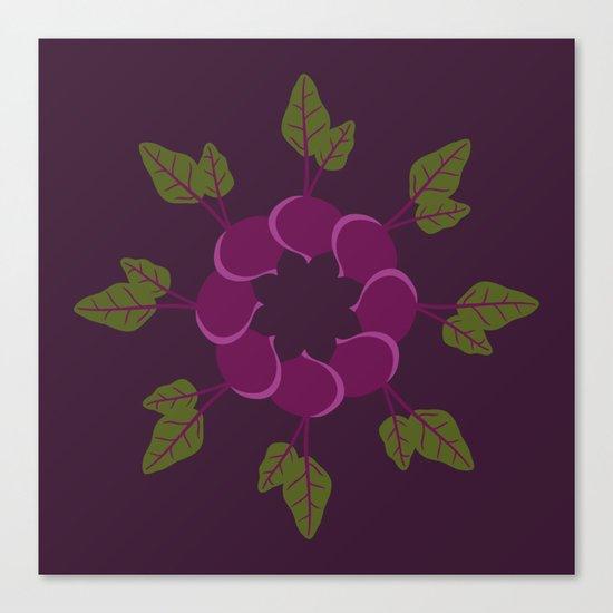 Vegetable Medley Canvas Print