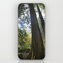 Tree Tree Tree iPhone Skin