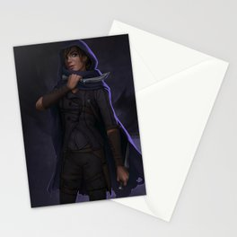 The Wraith Stationery Cards