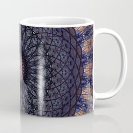 Stain glass mandala Coffee Mug