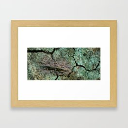 clausthal_6_texture1 Framed Art Print