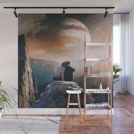 A Weird Planet Wall Mural