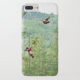 Triple Pike iPhone Case