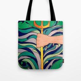 Poseidon Tote Bag