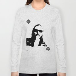 Lemmy Ace of Spades Long Sleeve T-shirt