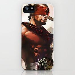 League of Legends LEE SIN iPhone Case