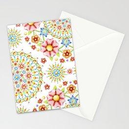 Flower Crown Bijoux Stationery Cards