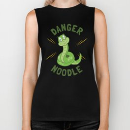 Danger Noodle Biker Tank