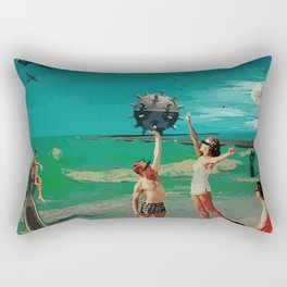 Summer is Magic Rectangular Pillow