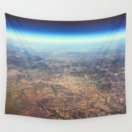 Views of Earth - 3 Wall Tapestry